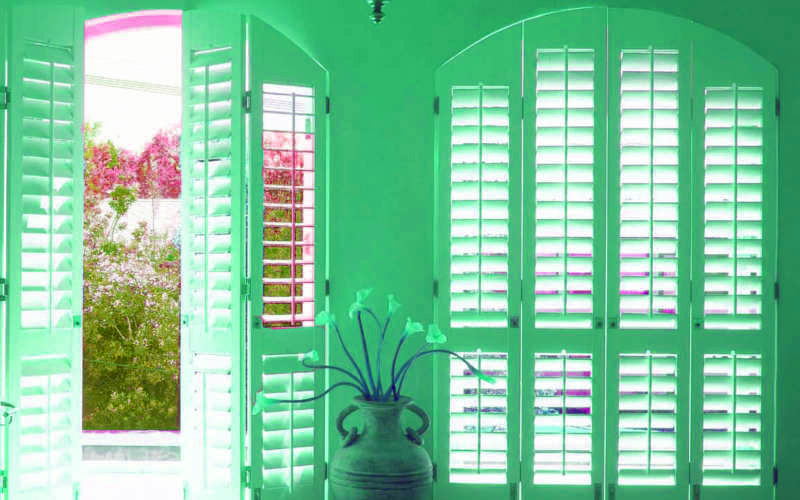 Custom Window Shutter Ventura