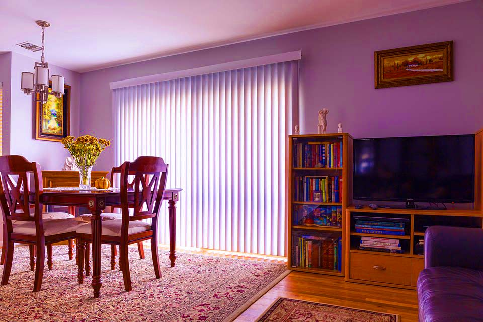 Vertical Blinds Ventura